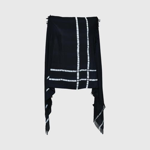 KAYA BATIK - Batik silk shawl free size