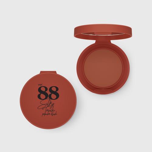 VER.88 Silky Touch Powder Blush 4.5 g. #V1 Sweetie