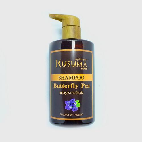 Kusuma Herbs - Shampoo Butterfly Pea - 300 g.