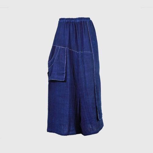 KhunJack -  Pant-Skirt (Waist 26-40'' / Length 33'')