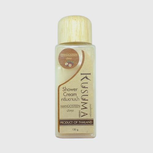 Kusuma Herbs - Mangosteen Shower Cream - 100 g.