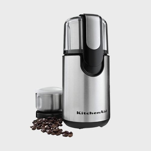 KitchenAid 咖啡豆研磨机电动 Blade Coffee Grinder - Onyx Black