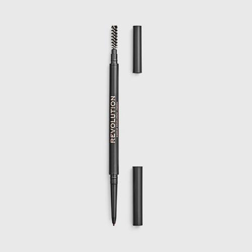 MAKEUP REVOLUTION Brow Pencil - Medium Brown 0.05 g