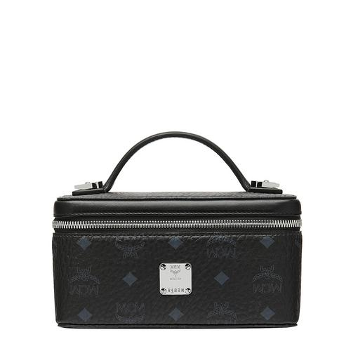 MCM Rockstar Vanity Case in Visetos Original