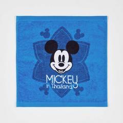 Disney Sawasdee Face Towel - Blue