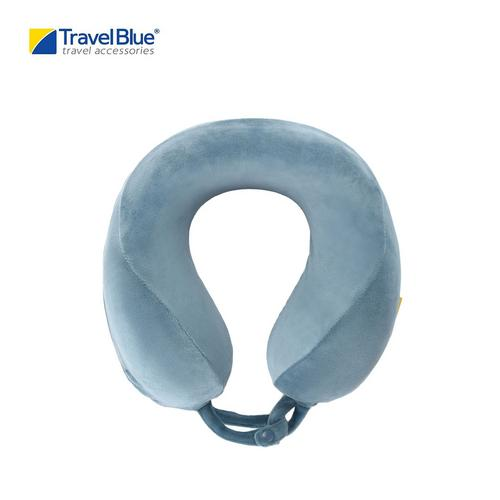 Travel Blue TB212B Tranquility Pillow wider fit - Blue