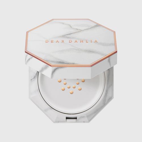 DEAR DAHLIA Blooming Edition Skin Paradise Pure Moisture Cushion Foundation 14 ml - Peach Ivory