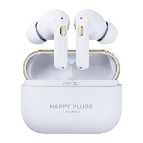 Happy Plugs Air 1 Zen True Wireless Headphone - White