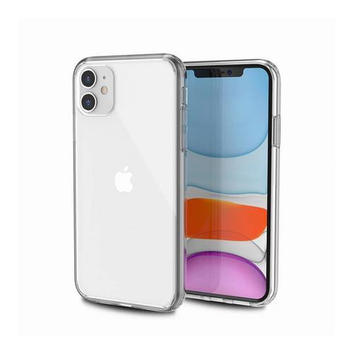 JTLEGEND iPhone 11  Hybrid Cushion Case - Crystal