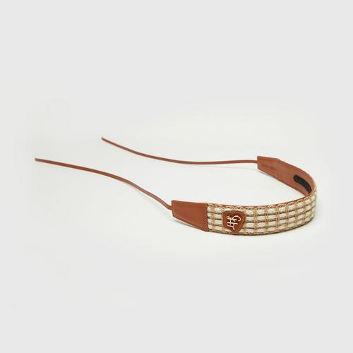 CHATO STUDIO Sicily Straw Headband