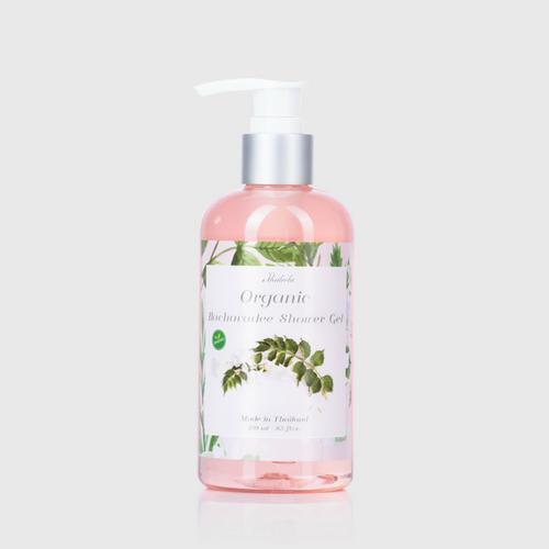 PRAILEELA Organic Rachavadee Shower Gel 250 ml.