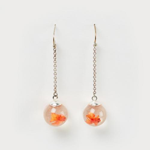 SANFAN  OTOP Miniature Earrings EF 008