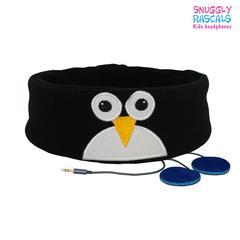 SNUGGLY RASCALS Headphones For Kids - Penguin