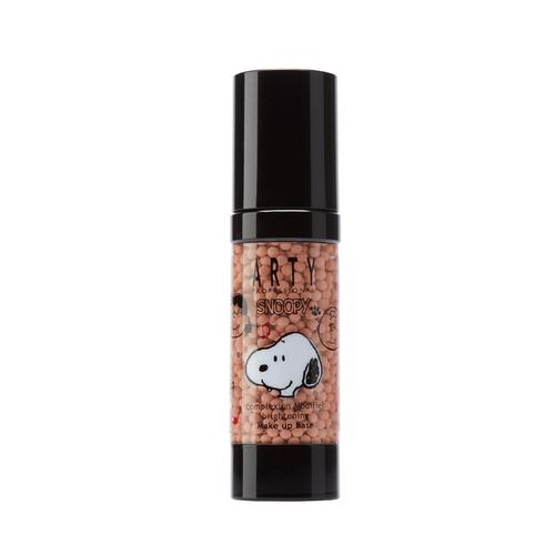 ARTY PROFESSIONAL X SNOOPY COMPLEXION MODIFIER BRIGHTENING MAKE UP BASE - F0