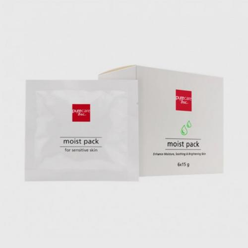 PURE CARE by BSC Moist Pack 15G.*6