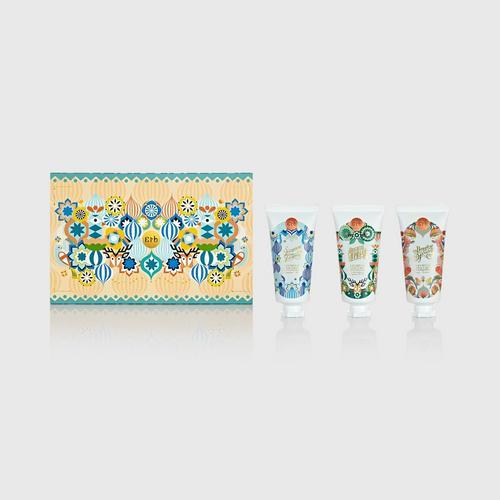 ERB Tale Of Nature Fleurfume Hand Cream Set (25g. X3)