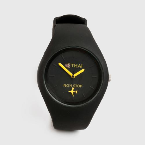 "Thai Shop ""NON-STOP"" Silicone Watch"