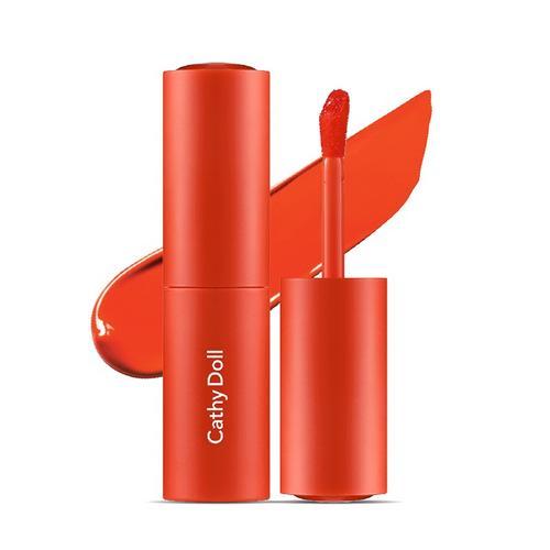 Cathy Doll Social Heart Vivid Tint 3.5g #01 Suncial Media