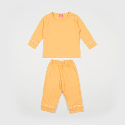 NANITA Kids Clothing Set P014 - Yellow - S