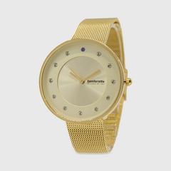 Lambretta Watch Foki 34 Mesh Gold