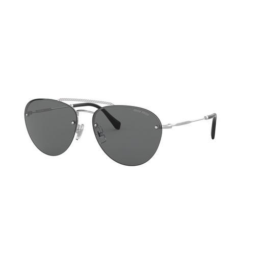 MIU MIU Sunglasseses 0MU54US1BC1A159