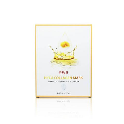PWP Hylu Collagen Mask 7 Pcs.