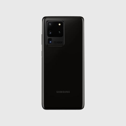 SAMSUNG Galaxy S20 Ultra5G Cosmic Black