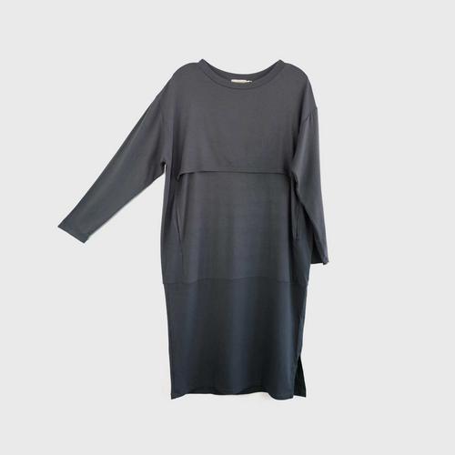 NITAN Winter Calling Signature Dress S Anthracite