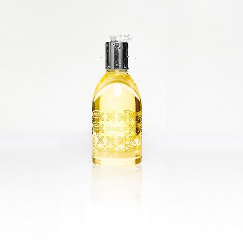 PAWIS Bath & Body Massage Oil Duchess Rose & Grapefruit