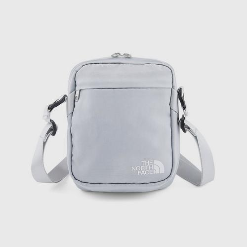 THE NORTH FACE CONVERTIBLE SHOULDER BAG HIGH RISE - GREY/TNF Size : OS
