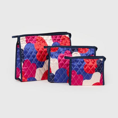 AIYA  Cosmetic Bag ST/Grid-09