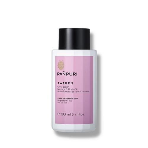 PANPURI AWAKEN GLOW-GETTER MASSAGE & BODY OIL 200ML