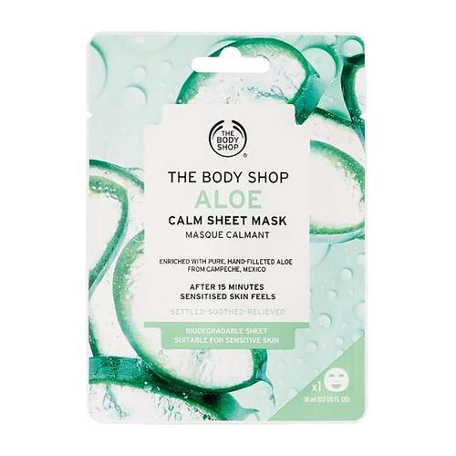 THE BODY SHOP Aloe Sheet Mask