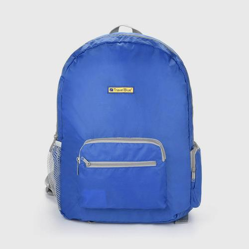 Travel Blue TB065B Lightweight Foldable Large Backpack (20 Litres) - Blue