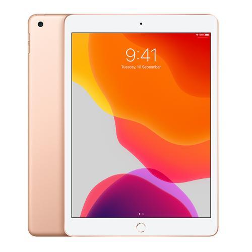 苹果 (Apple) iPad 10.2 无线局域网 + 蜂窝网络机型(Wifi+Cellular) - 金色