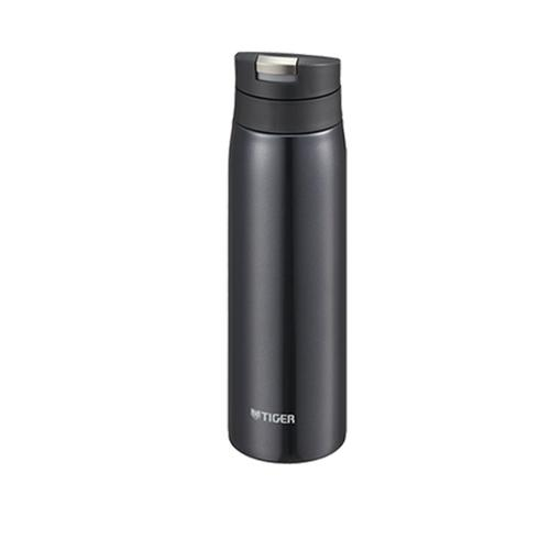 TIGER Stainless Steel Vacuum Bottle 500 ml. MCX - Black