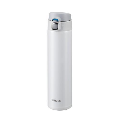 TIGER Stainless Steel Vacuum Bottle 600 ml. MMJ - White