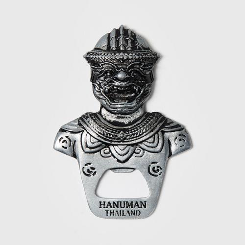 MAHANAKHON Hanaman Silver Relief Bottle Opener