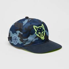 Leicester City Football Club Boll & Rava Navy Camouflage Cap