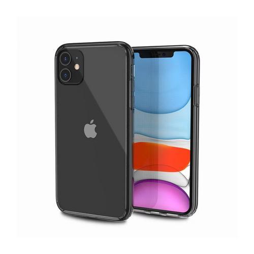 JTLEGEND iPhone 11 Pro Hybrid Cushion Case - Crystal Black