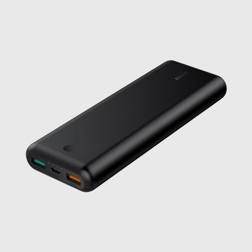 Aukey PB-XD20 20100mAh Power Delivery 2.0 USB C Power Bank With Quick Charge 3.0 BLACK