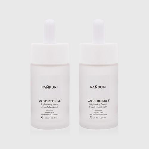 Pañpuri LOTUS DEFENSE™ BRIGHTENING SERUM 2x30ml