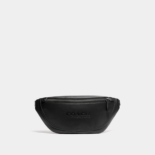 蔻驰COACH League Belt Bag - Black
