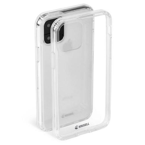 KRUSELL Kivik Cover iPhone 11 Pro Max - Transparent