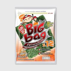 Taokaenoi Grilled Seaweed Spicy Grilled Squid Flavour (Big Bag Brand)
