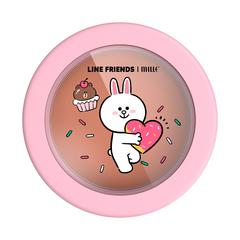 MILLE Line Friends l Mille Lovable Blusher 5g #02 Cony