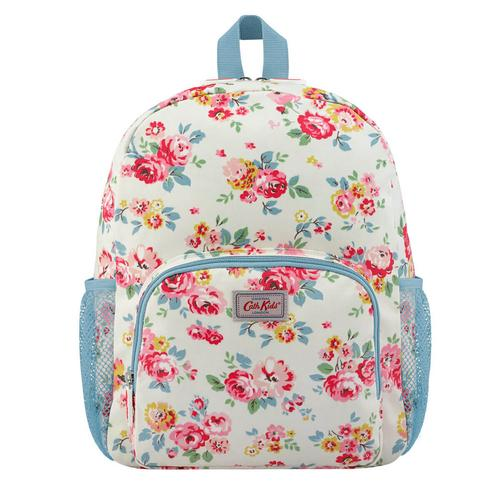 CATH KIDSTON WELLS ROSE Kids Classic Large Rucksack with Mesh Pocket