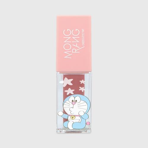 Mongrang 三合一腮红&眼影 Jelly Tint color / Pink Blossom 3g