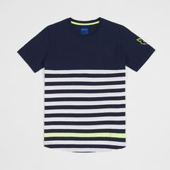 Leicester City Football Club Boll & Rava Navy T-Shirt size S