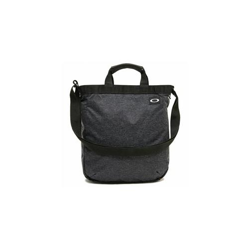 OAKLEY ESSENTIAL SHOULDER BAG L 4 BLACK HEATHER